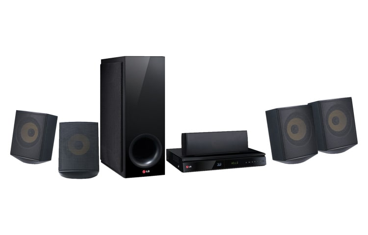 LG Home Theater BH6730S thumbnail 1
