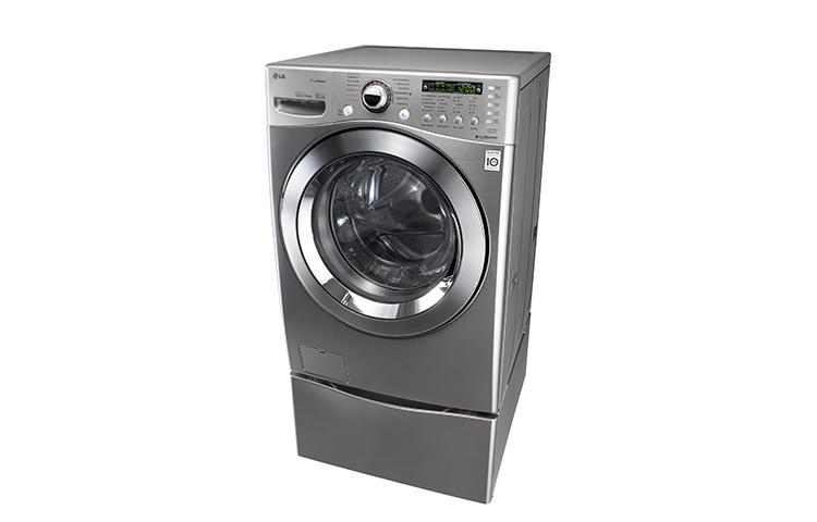 Lavasecadora 2 en 1 lg wd1873rdw carga frontal de 18 kg - Opinion lavadoras lg ...