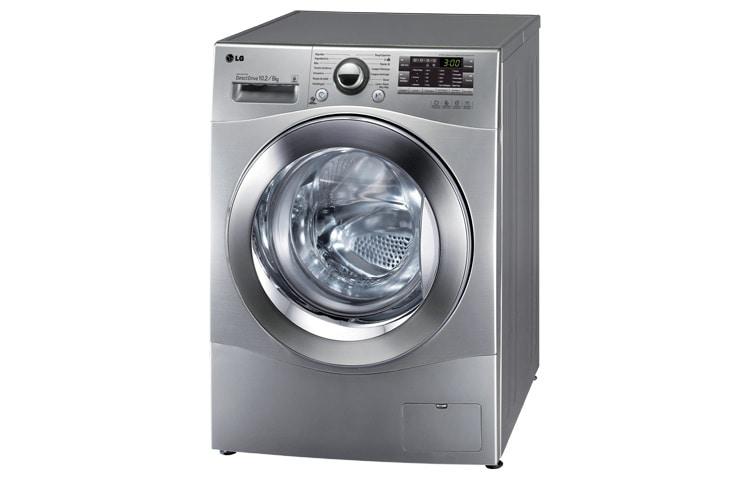 Lavadora lg wdp1145rd carga frontal de 11 kg 6 motion - Opinion lavadoras lg ...