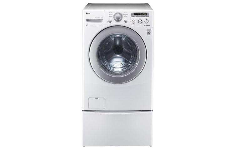 Lavadora lg wm2250cw carga frontal de 16 kg 6 motion con - Opinion lavadoras lg ...