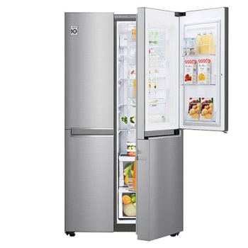 Refrigerador Side-by-Side | Door-in-Door® 22 cu.ft | Linear Inverter1