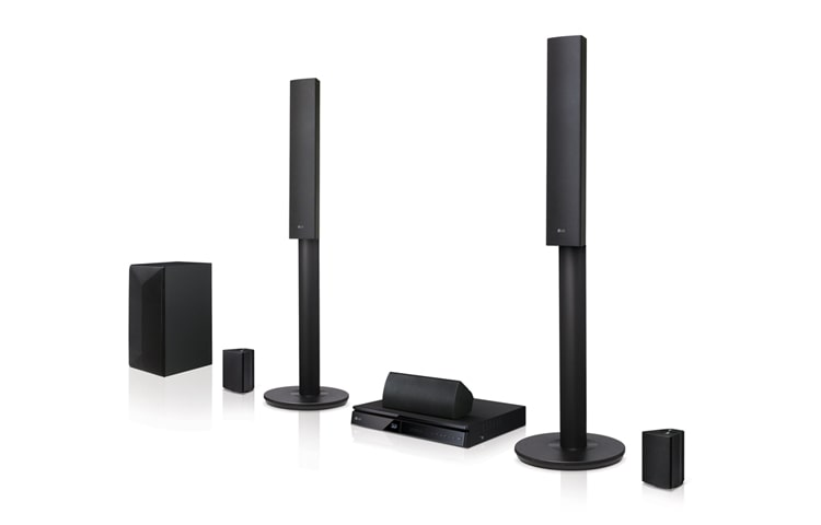 LG Home Theater LHB645 1