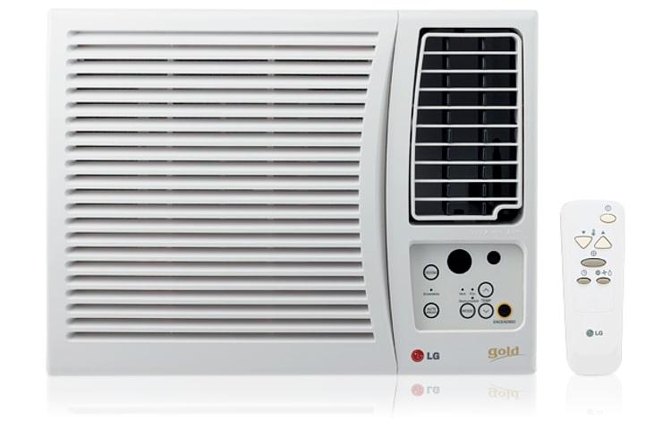 Aire acondicionado lg tipo ventana for Temperatura de salida de aire acondicionado split
