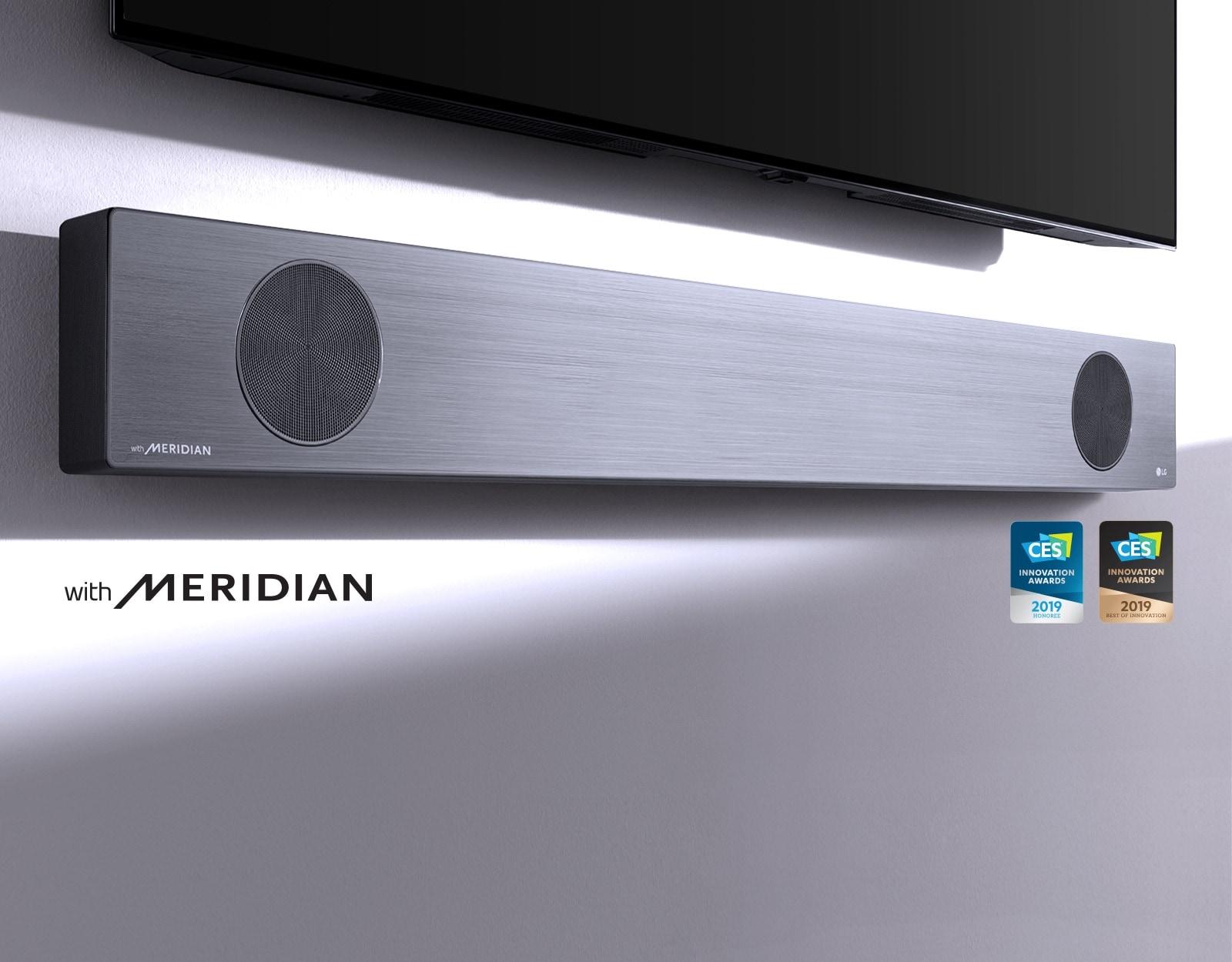Technologie MERIDIAN pour un son exceptionnel1