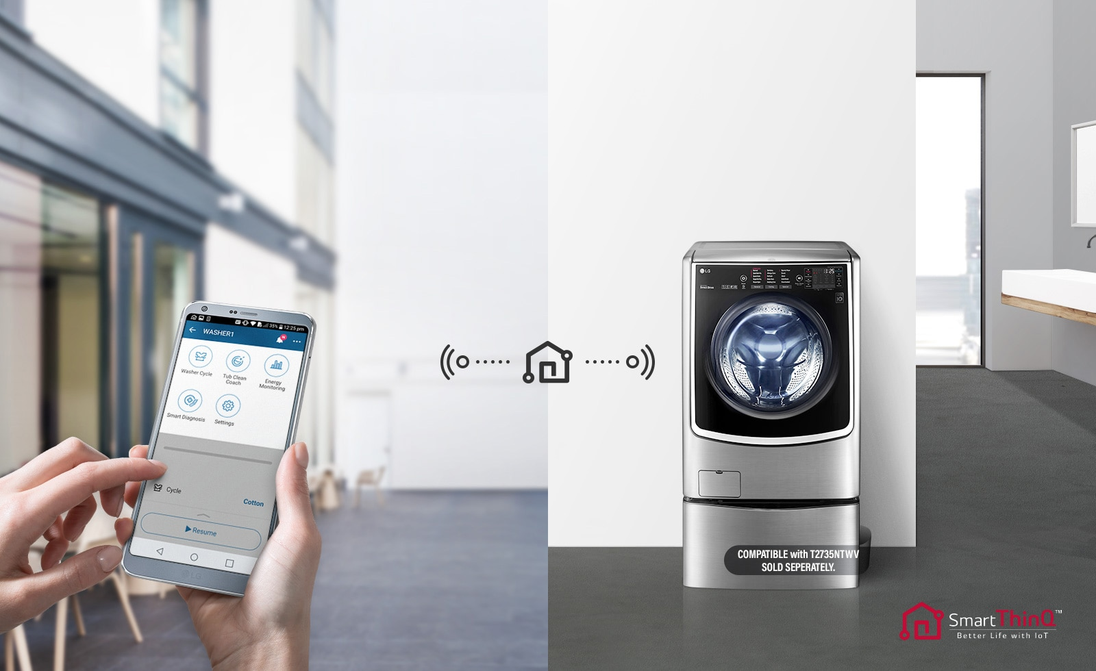 Smart Convenience with WiFi<br>3