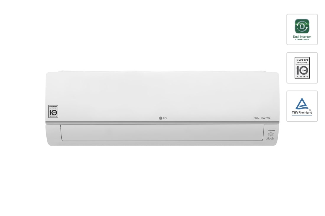 a8fbdd0ff38 1.0HP Dual Inverter Premium Air Conditioner with Ionizer and Smart ThinQ  Function