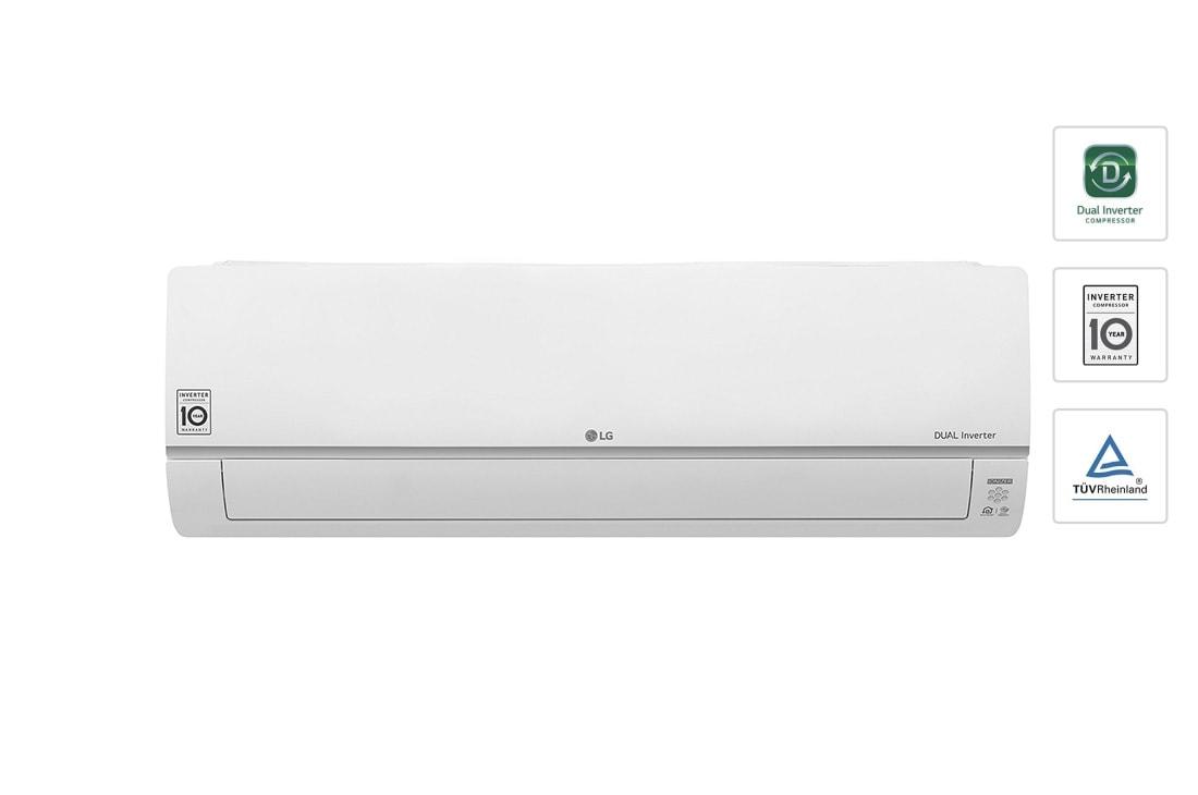 LG 2 0HP Dual Inverter Premium Air Conditioner with Ionizer and