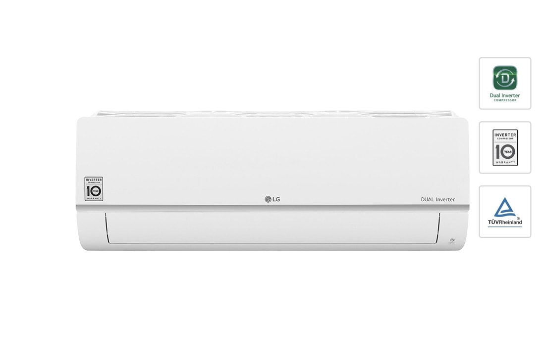 LG Home Air Conditioners S3-Q09JA3WA 1