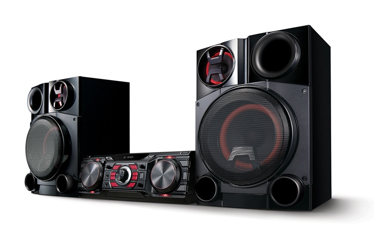 LG Home Audio Systems DM8360 thumbnail 1