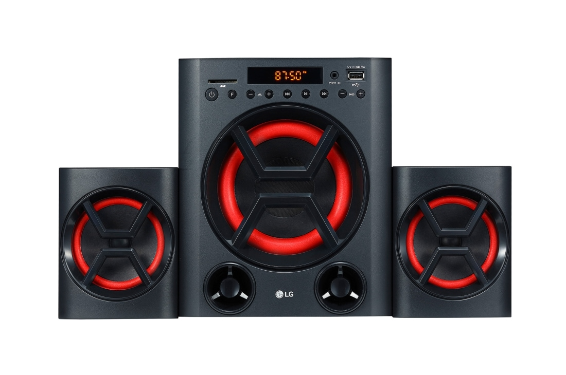 LG Home Audio Systems LK72B 1
