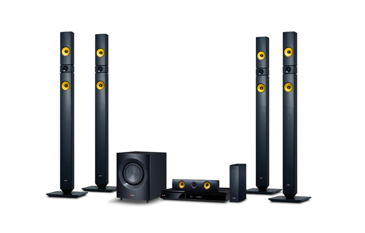 LG Home Theater Systems BH7530TW thumbnail 1