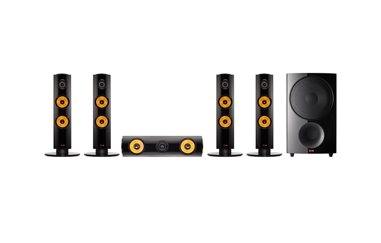 LG Home Theater Systems DH6340H thumbnail 1