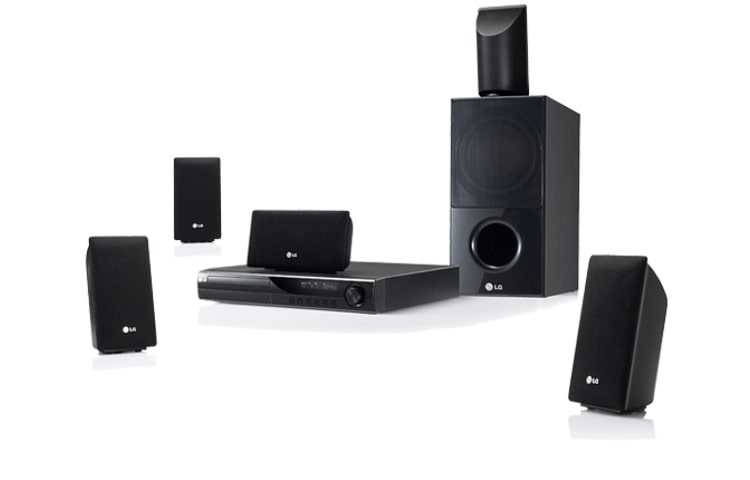 LG Home Theater Systems HT355SD-F2 thumbnail 1