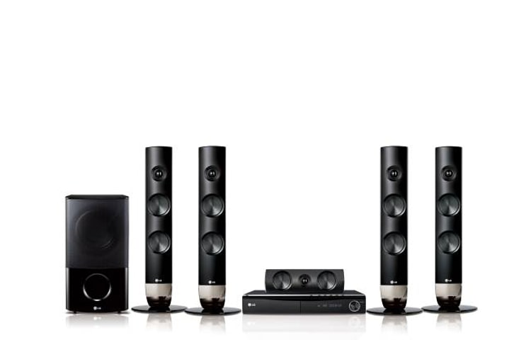 LG Home Theater Systems HT806TM thumbnail 1