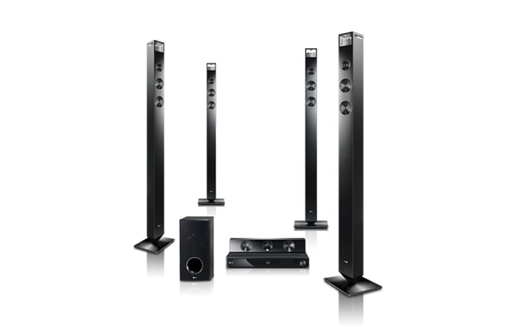 LG Home Theater Systems HX906TX thumbnail 1