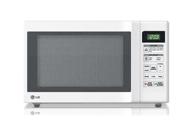 LG Microwave Ovens MS2147C thumbnail 1