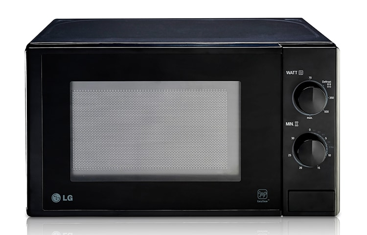analysis of a pictorial ad lg microwave