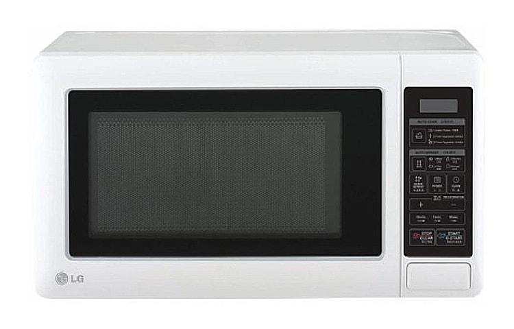Lg 21l White Colour Solo Microwave Oven Lg Malaysia