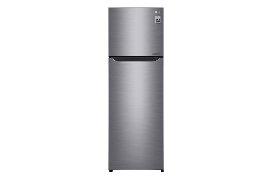 Lg Iec Gross 272l Platinum Silver Top Freezer With Manual Guide