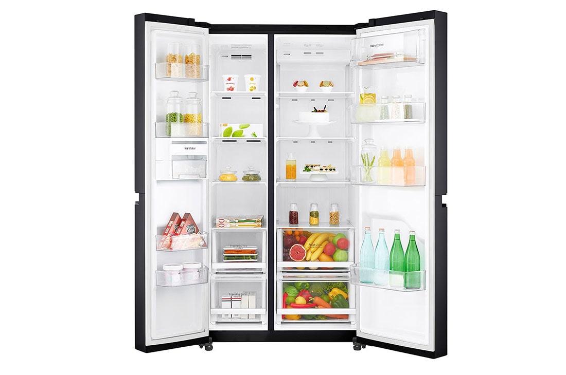 LG GC-B247SQUV 687 Ltr Door in Door Refrigerator Price and Features