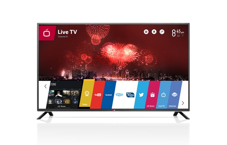 LG 42 inch SMART TV WITH WEBOS  8e26653e35