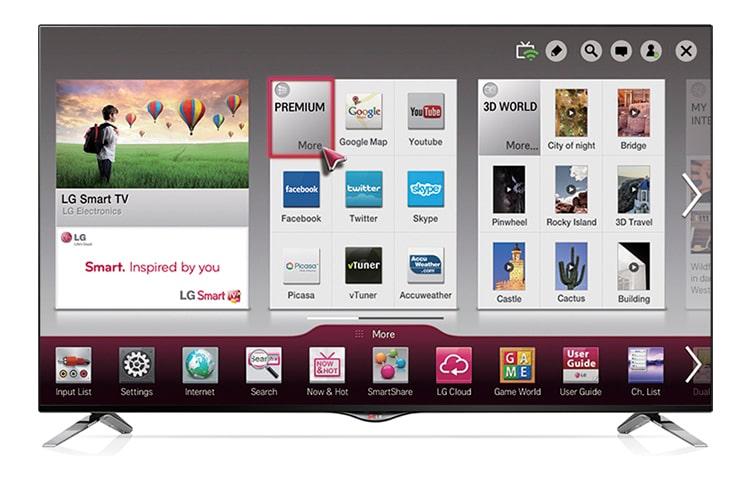 LG 49 LG ULTRA HD 4K TV | LG Malaysia
