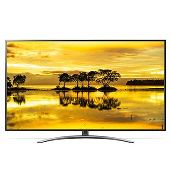 "65"" SM90 Series NanoCell HDR Smart UHD TV with AI ThinQ®1"