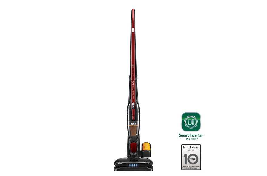 LG Vacuum Cleaners VS8401SCW 1