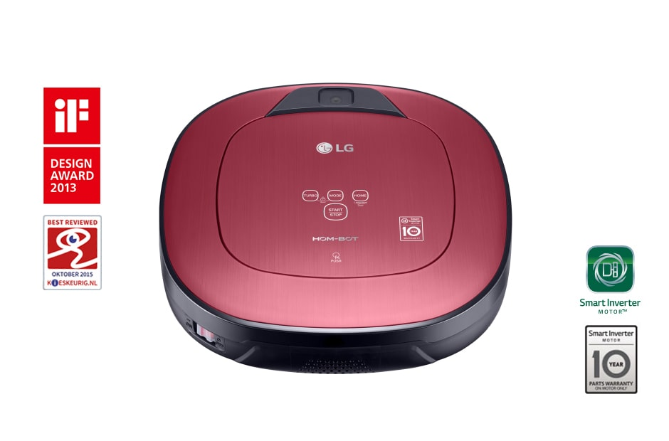 LG Vacuum Cleaners VR65713LVM 1