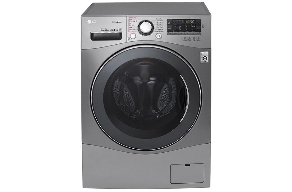 lg 10 5 7kg inverter direct drive washer dryer lg malaysia. Black Bedroom Furniture Sets. Home Design Ideas