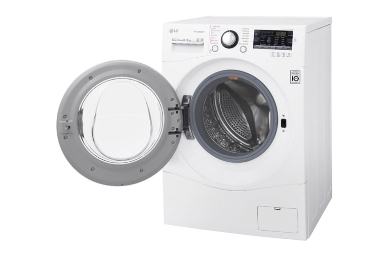 LG Washer Dryers F1409DPRW thumbnail 6