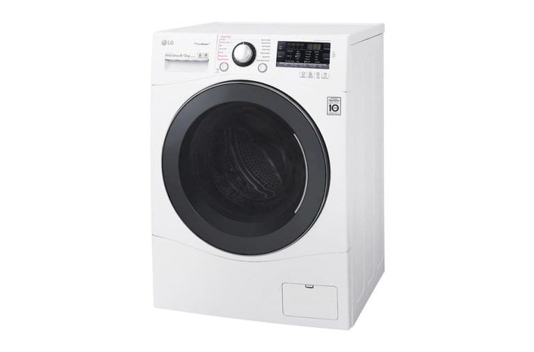 LG Washer Dryers F1409DPRW thumbnail 7