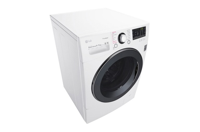 LG Washer Dryers F1409DPRW thumbnail 8