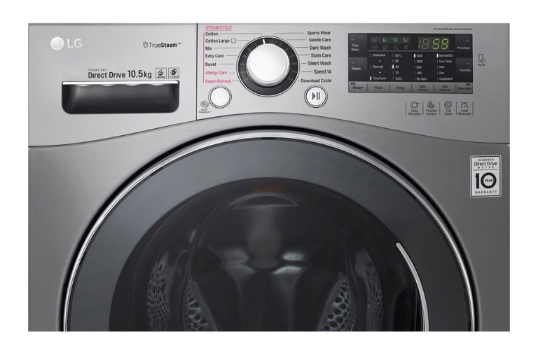 LG Washers F1450SPRE thumbnail 4