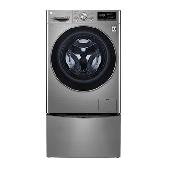 TWINWash™, 10.5 kg Washer with AI Direct Drive™ and Steam™ + 2 kg Mini Washer 1