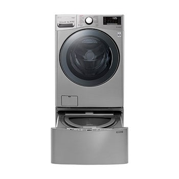 TWINWash™, 20/10 kg Washer Dryer Combo with Steam™ + 3.5 kg Mini Washer 1