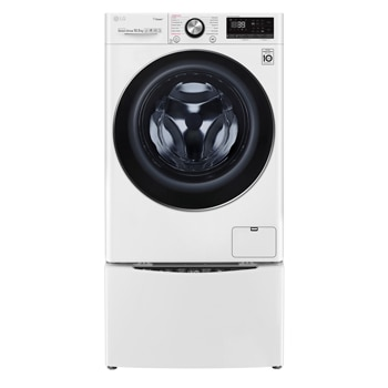 TWINWash™, 10.5 kg Washer with AI Direct Drive™ and Steam+™ + 2 kg Mini Washer 1