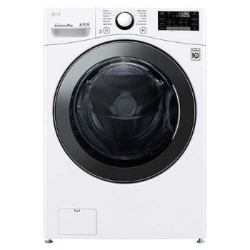 20kg Front Load Washer with 6motion Direct Drive, TurboWash™1