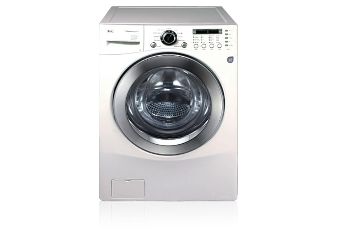 Lg white 12 7kg washer dryer with 10 year inverter direct for Lg washing machine motor price