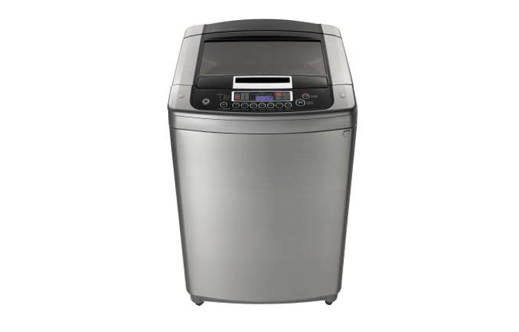 Lg stainless silver 6 motion washer with 10 years for Lg washing machine motor price