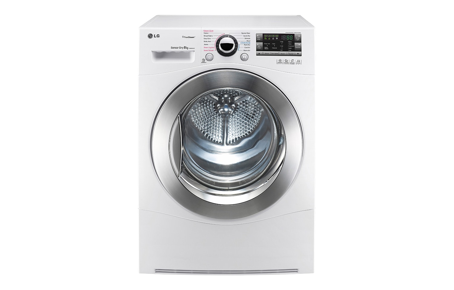 Lg Dryer Repair >> Dryers: Discover LG Dryer Machines | LG Malaysia