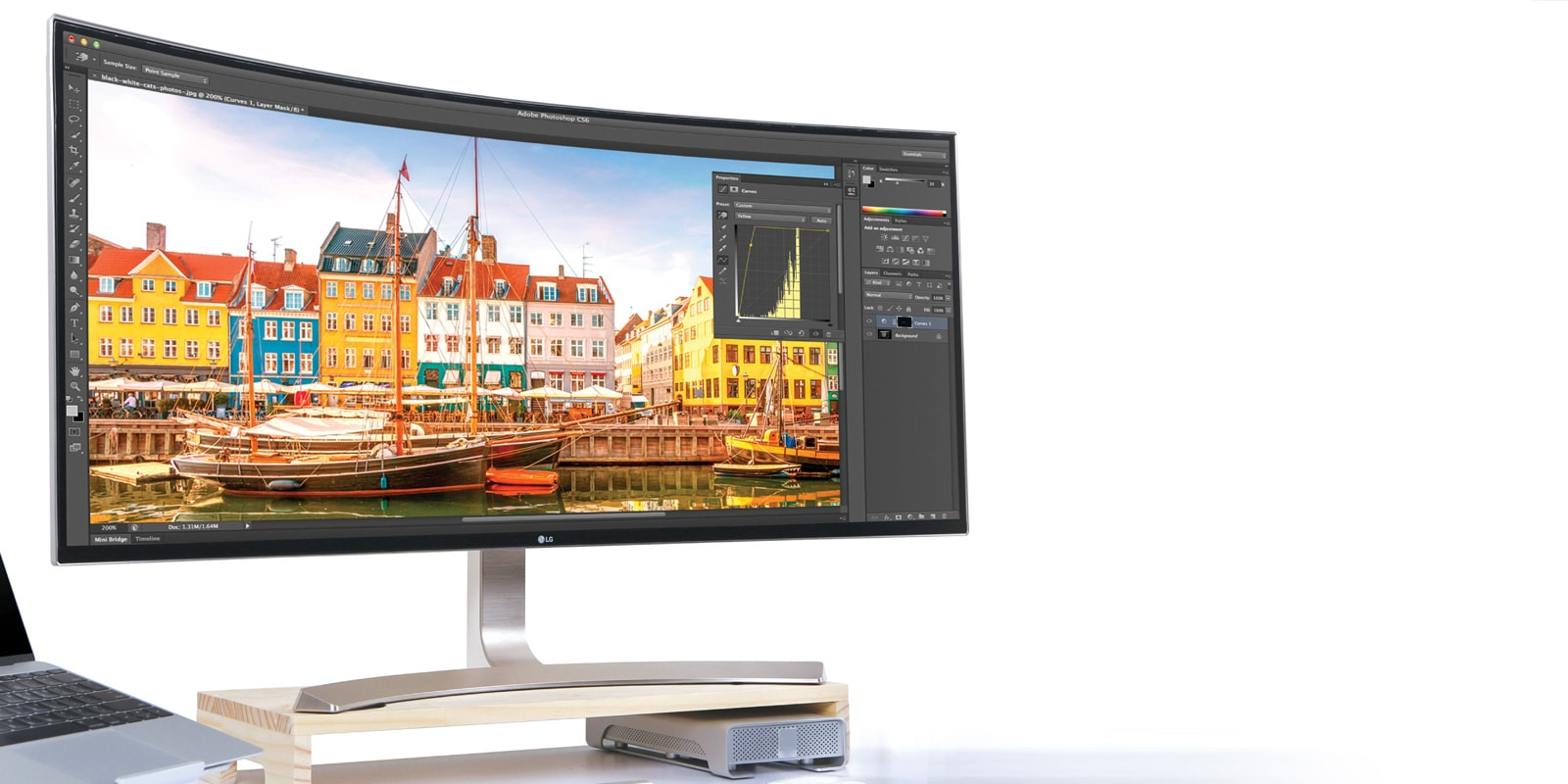 Ultra Wide Monitor