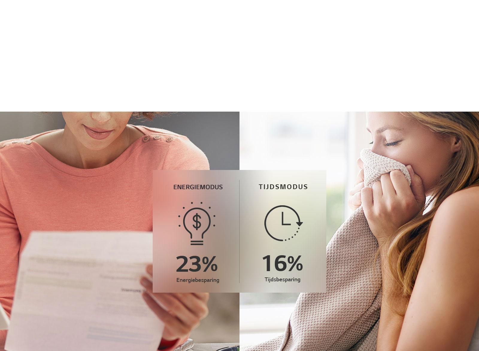 Bespaar energie of bespaar tijd1