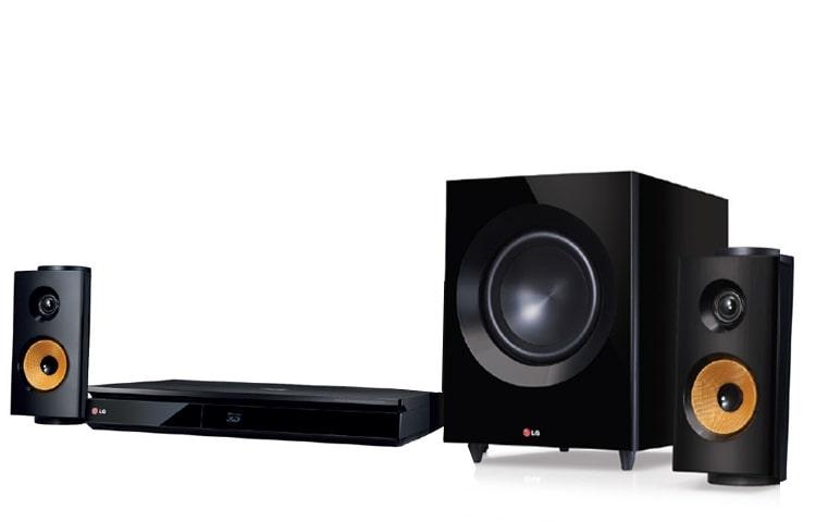 Beste BH7240C | 2.1Ch Smart 3D Blu-ray Home Cinema Systeem | LG TW-63