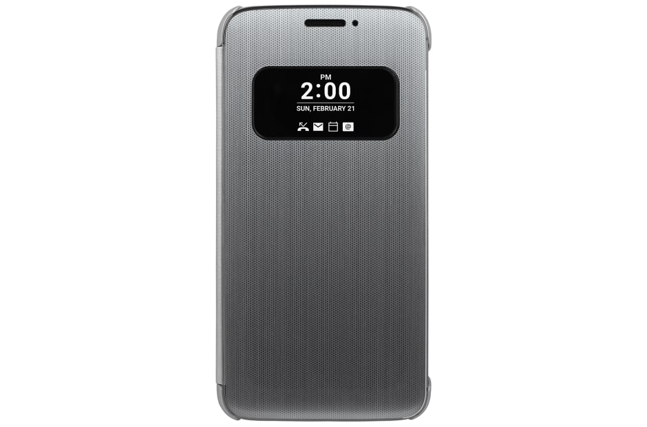 Lg G5 Quick Cover Silver