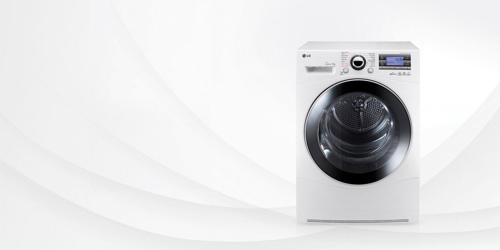 conclusion on lg washing machine market strategy