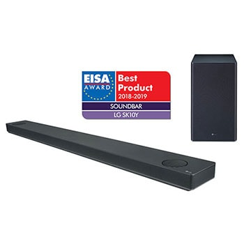 5.1.2 ch High Res Audio Sound Bar w/ Meridian Technology1