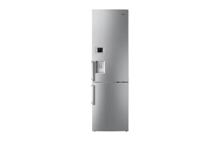 Kjøleskap med vann
