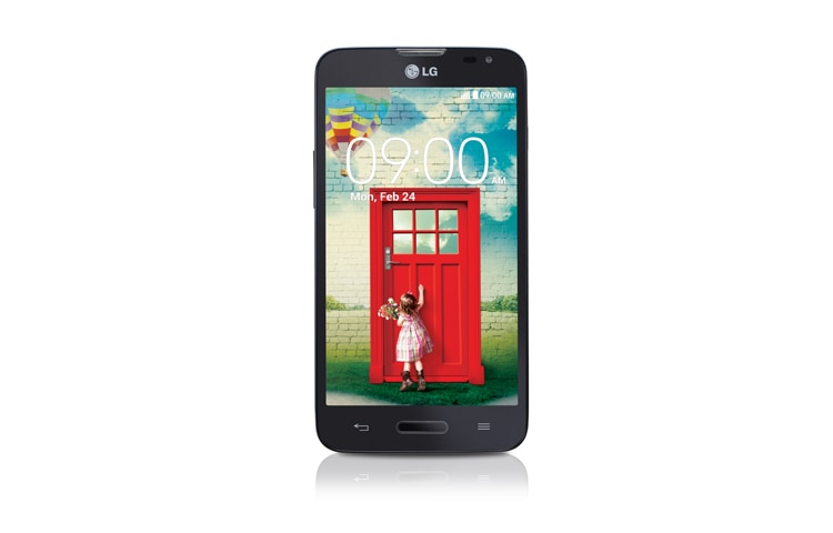 LG Mobiltelefoner Knock to unlock your style 1