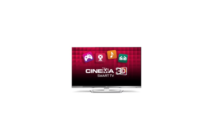 LG TV 47LM669T 1